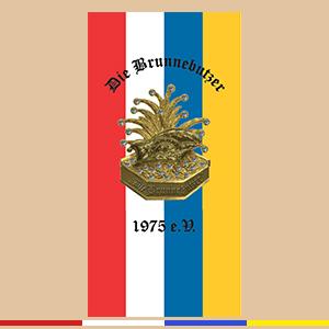 Brunnebutzer Bannerfahne